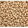 Seedbead Met.allic Gold 4/0
